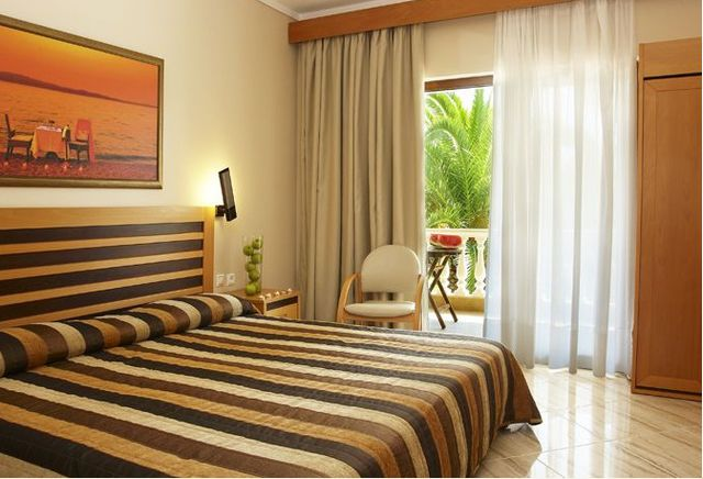 Potidea Palace Hotel - superior double room with garden view