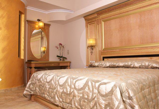 Potidea Palace Hotel - Dvokrevetna lux soba /sa posebnim krevetima