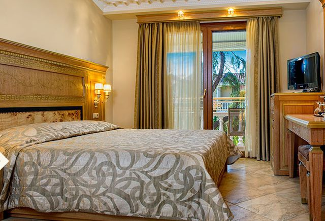 Potidea Palace Hotel - deluxe double room with sea view