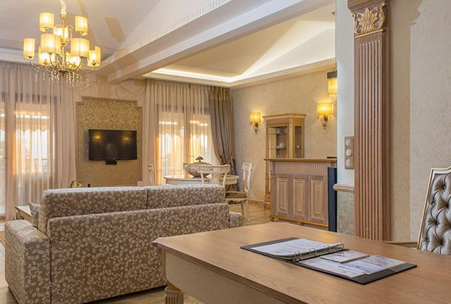 Potidea Palace Hotel - grand presidential suite
